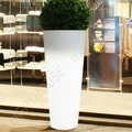 Светящаяся ваза Mariano (круглое) 220V White_YM