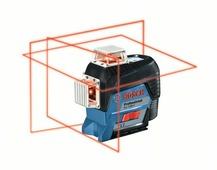 Лазерный линейный нивелир GLL 3-80 C Professional BOSCH (0601063R00)