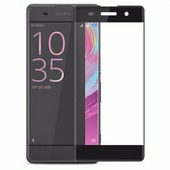 """Защитное стекло Aiwo Full Screen Cover 0.3 mm Black Sony Xperia XA (5"""")"""