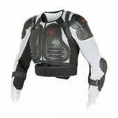 Защита Спины Dainese Manis Jacket Pro, white/black (XXL, white/black)