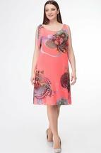 Платье Белэкспози 576 розовый