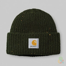 Шапка Carhartt WIP Anglistic Beanie - Loden