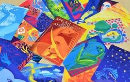 """Арт-терапевтические карты """"Краски моей души"""""""
