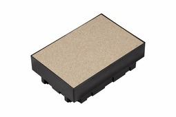 Напольные коробки, лючки Schneider Electric Коробка установочная д/лючка ultra 6п Schneider Electric, ETK44836