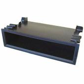 Переходная рамка для установки магнитолы Incar RUN-N01 - карман Toyota, Nissan, Subaru, Mitsubishi 1DIN полка