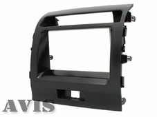 AVEL Переходная рамка AVIS AVS500FR для TOYOTA LAND CRUISER 200, 2DIN (#136)