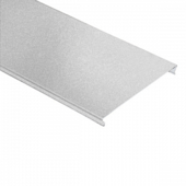 Реечный потолок Албес A25AS Металлик эконом 4000*25 мм