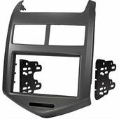 Переходная рамка для установки магнитолы Incar RCV-N10 - Переходная рамка Chevrolet Aveo