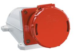 IEK Розетка кабельная 63А 3Р+N+Е IР54 на поверхность 380В 135 (PSR12-063-5)