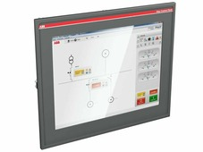 Сенсорная панель управления Ekip Control Panel на 10 выключателей ABB, 1SDA074311R1