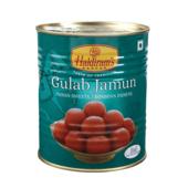 Индийские сладости GULAB JAMUN Haldirams (Гулаб Джамун, сладости в сиропе, Халдирамс), 1000 г.