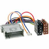 Переходная рамка для установки магнитолы Incar ISO GM-02 - ISO переходник Chevrolet / GM