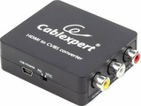 Конвертер HDMI-RCA Gembird DSC-HDMI-CVBS-001