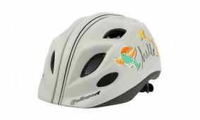 Шлем с флягой и держателем Polisport Hello (48-52) (арт.5286)