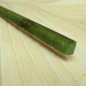 Планка угловая внутрен. D 04-07,цвет зеленый черепаховый, L=1,85м.