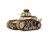 Сборная модель танк Lemmo