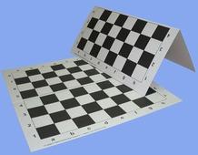 Доска шахматная картон