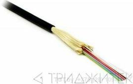 Во кабель Lanmaster одномодовый G.657 16 волокон PE внешний черный