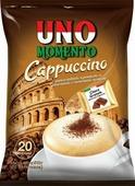 Растворимый кофейный напиток Uno Momento с шоколадной крошкой, 20 шт. по 25,5 г