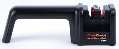 Точилка механическая Chefs Choice Knife sharpeners, двухуровневая, CC450