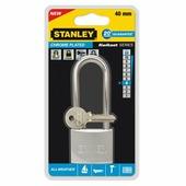 """Замок навесной """"Stanley"""", с удлиненной дужкой, 40 мм. S742-016"""