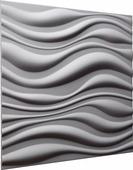 Стеновая декоративная гипсовая 3D панель Air Stone Руанда П04