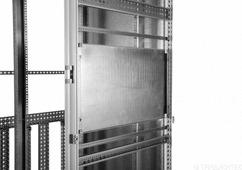 Панель монтажная секционная 500 x 300 для шкафов EMS ширина/глубина 400 и 600 мм