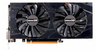 Видеокарта Inno3D GeForce GTX1060 (N106F-2SDN-L5GS)(3072Mb, GDDR5, 192bit)