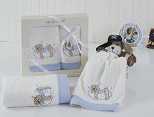 Комплект детских полотенец Sofi de Marko BOMBINO