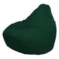 Кресло-мешок FLAGMAN Груша Мега темно-зеленый (Г3.1-05)