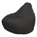Кресло-мешок FLAGMAN Груша Макси темно-серый (Г2.1-11)