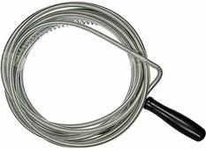 Трос для прочистки труб Сибртех, длина 5 м, диаметр 6 мм