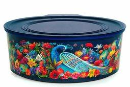 Контейнер пищевой Tupperware Акваконтроль, темно-синий