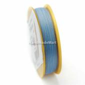 Нить для бисера Tytan 100, Длина 100 м, D-0,1 мм, Светло-синяя