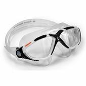 Очки VISTA прозрачные линзы, AQUA SPHERE (Серый-лайм)