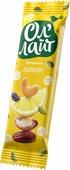 """Батончик Ол Лайт """"Лимон"""" фруктово-ореховый, 30 г"""