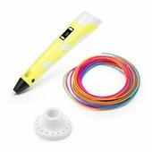 3D ручка UniGood Pen-2, желтый