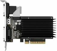 Видеокарта Palit GeForce GT 710 (NEAT7100HD46-2080H)(2048Mb, GDDR3, 64bit)