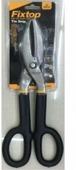Ножницы для мягких металлов 200мм (прямой рез) 13003 Fixtop