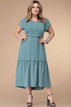 Платье Verita 1188 Морская волна