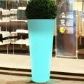Светящаяся ваза Mariano (круглое) RGB Accum_YM