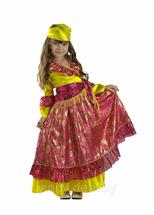 Карнавальный костюм батик Цыганка Арт. 478 30 (рост 116 см)