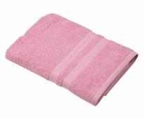 Полотенце банное Pastel 1920205, розовый