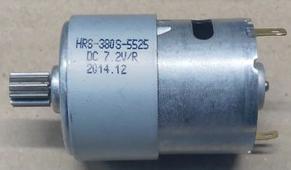 двигатель 7,2v SG7215 WORTEX HL-HT05-14+15
