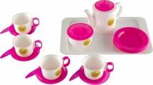Пластмастер Игровой набор для кукол Набор чайный