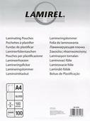 Пленка для ламинирования Fellowes FellowesLamirel (LA-7865801)