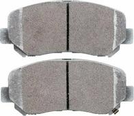 Тормозные колодки дисковые ABS 37929