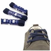 Шнурки Saphir (плоские, 8мм) (Цвет-06 Темно-синий Размер-120 см)