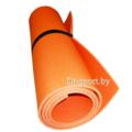 Коврик (пенка) гимнастический/туристический 8*0.6L1.8 оранжевый