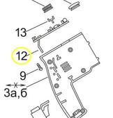 Электронный блок МСУ6 (ИЭ-1512010000И) фиолент ИЭ-1512010000И